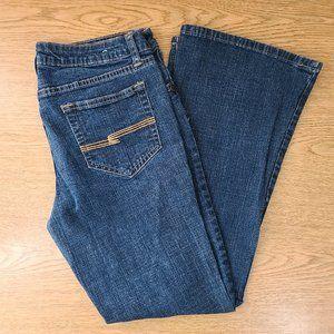 Arizona Bootcut Jeans Size 9 Short